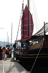 Private Chinese Junk
