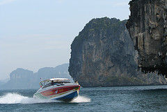 Phi Phi Island by Private Speed Boat Charter