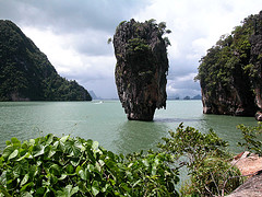 James Bond Island canoeing Kayaking Tour