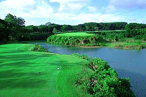 Blue Canyon Lake Course
