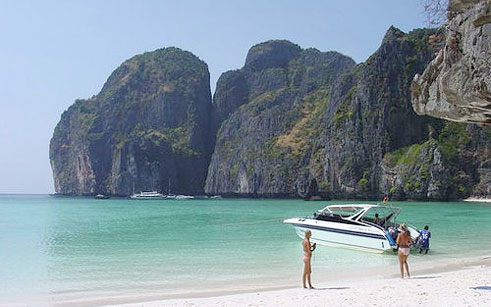Krabi Trips by Private Speed Boat Charter