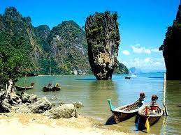 Phang Nga Bay and James Bond Island