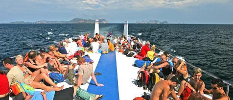 Koh Phi Phi Nightlife Phi Phi Island Krabi Koh