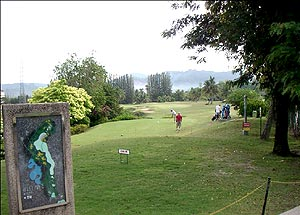 Phuket Country Club Golf