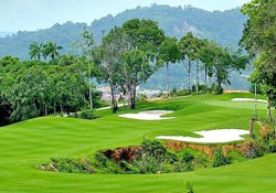 The Red Mountain Golf Club Phuket