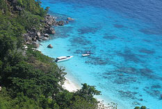 Koh Similan and Surin Island