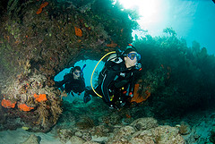 Phuket travel with scuba diving