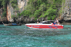 PPrivate Charter Phuket featuring rock formation on Similan Island