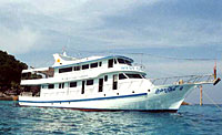 Similan Island Liveaboard tour on andaman sea with new boat